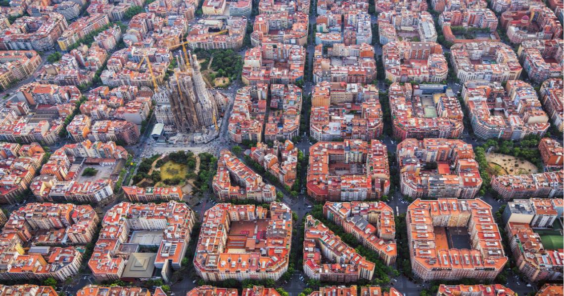 Los extranjeros en el mercado inmobiliario en Barcelona