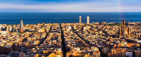 Datos del mercado inmobiliario en Barcelona