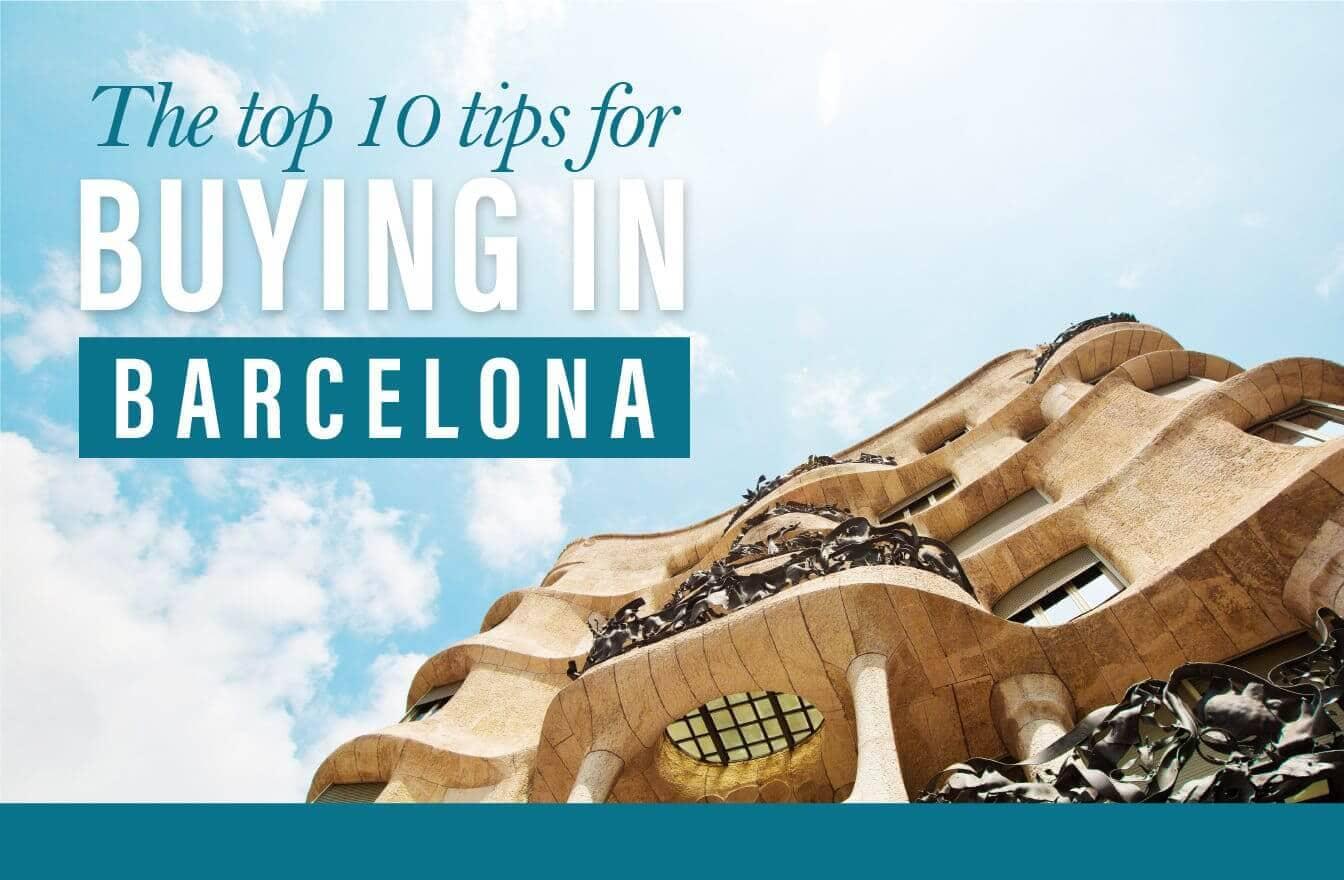 Tips to buy property in barcelona