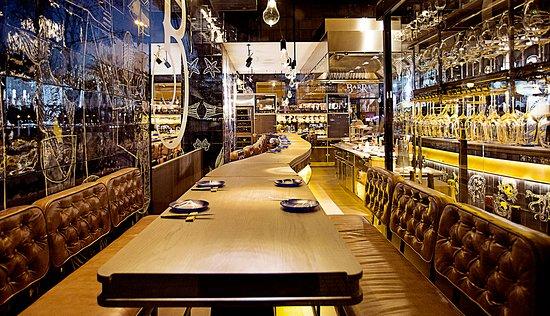 La Barra, restaurante con estrella michelin