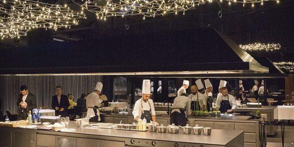 Hermanos Torres barcelona restaurant michelin