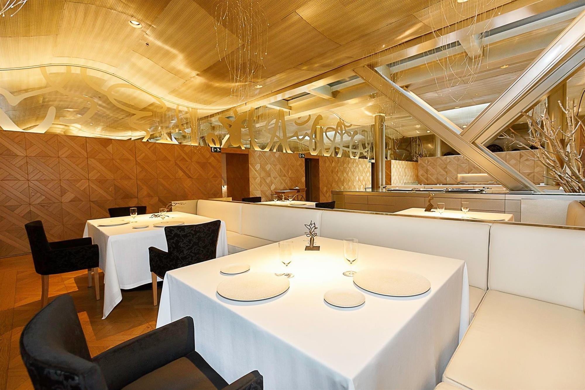 TOP Restaurantes con estrella michelin en Barcelona