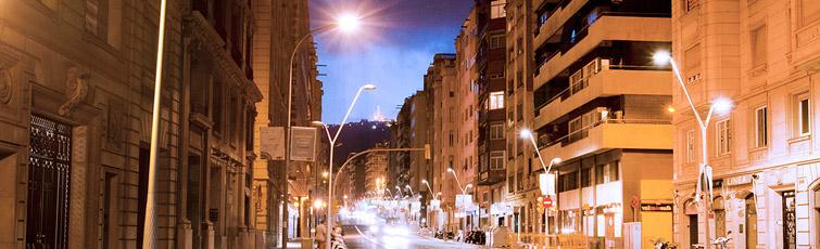 Alumbrado de barcelona como smart city