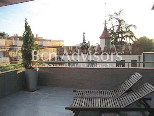 Penthouse avec terrasse étonnante à Pedralbes image 2