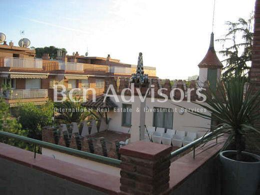 Penthouse avec terrasse étonnante à Pedralbes image 3
