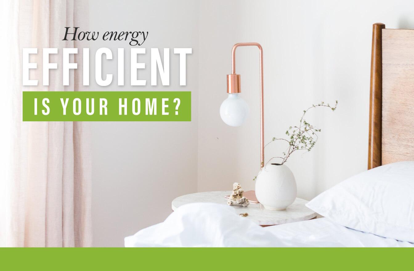 nivel de eficiencia energética de casa