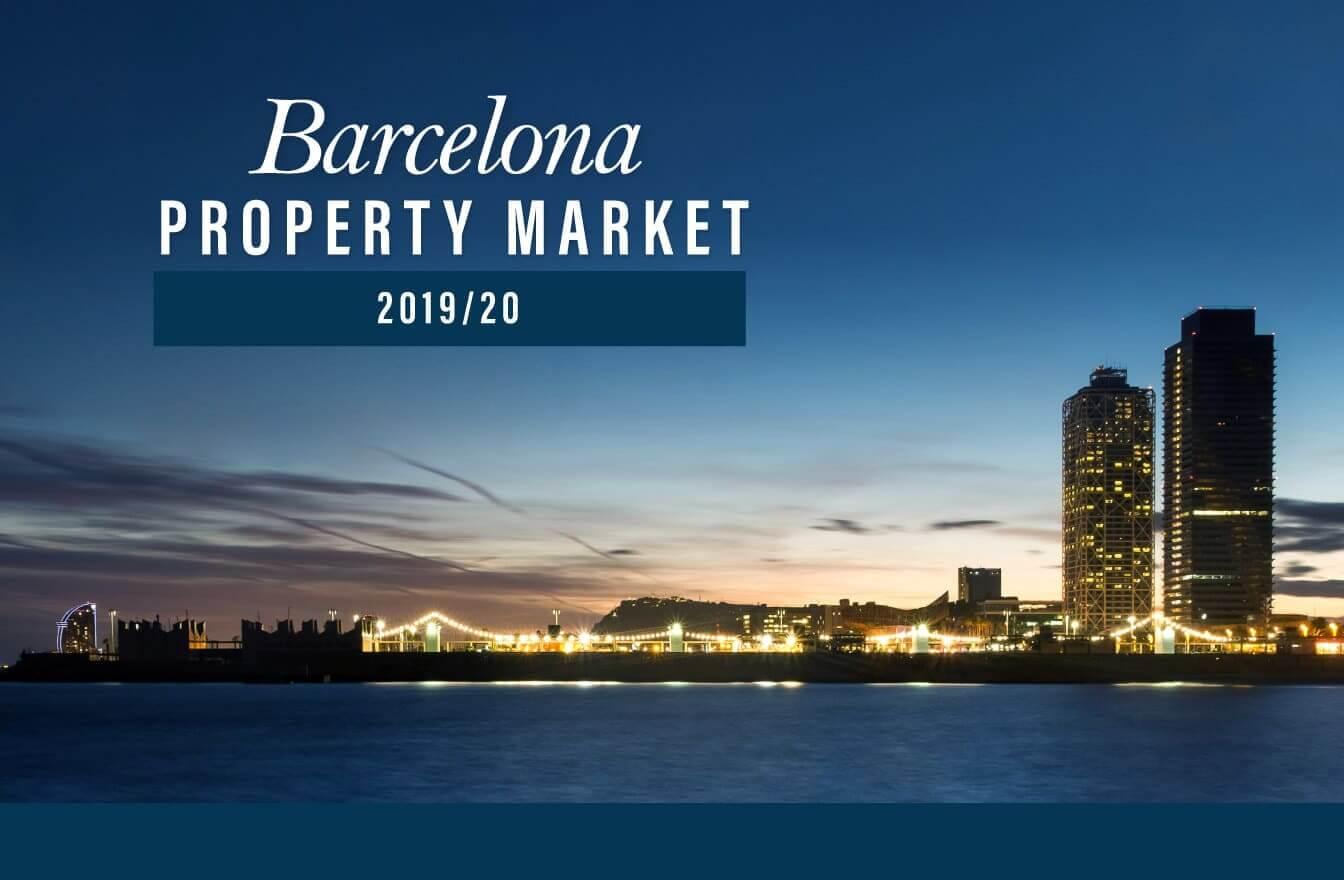 mercado inmobiliario barcelona 2020
