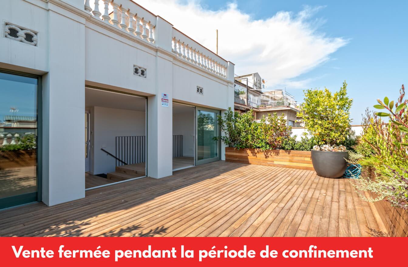 Bcn Advisors conclut la vente d'un penthouse de luxe pendant la période de confinement
