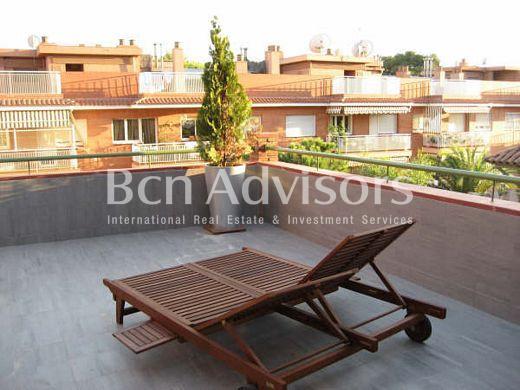 Penthouse avec terrasse étonnante à Pedralbes image 1