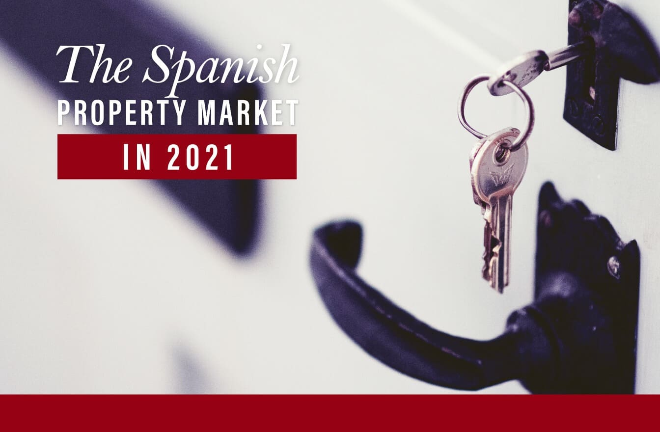 Spain real estate market in 2021