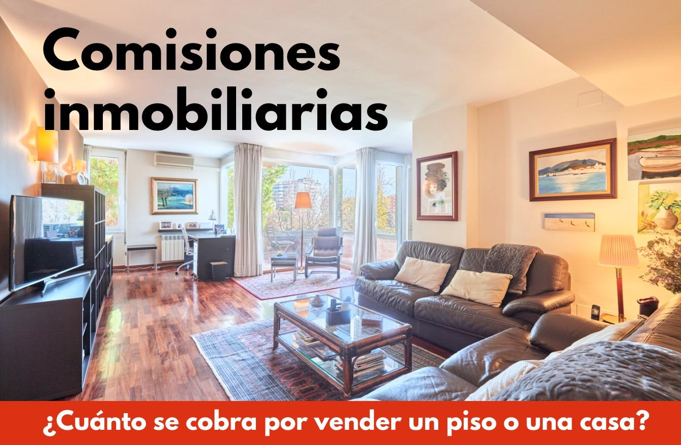 Comisiones inmobiliarias