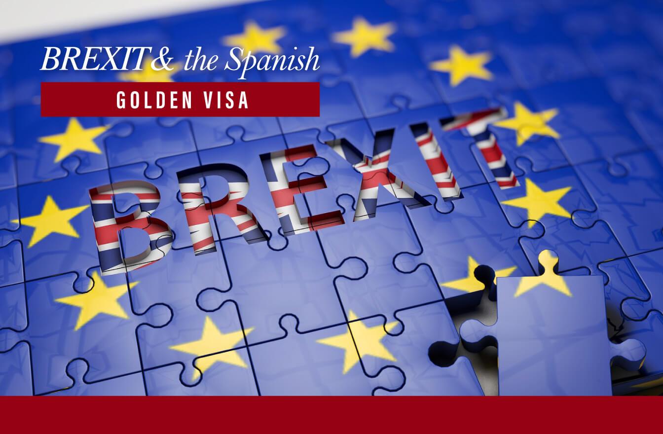 El Brexit y la 'Golden Visa' para los compradores británicos