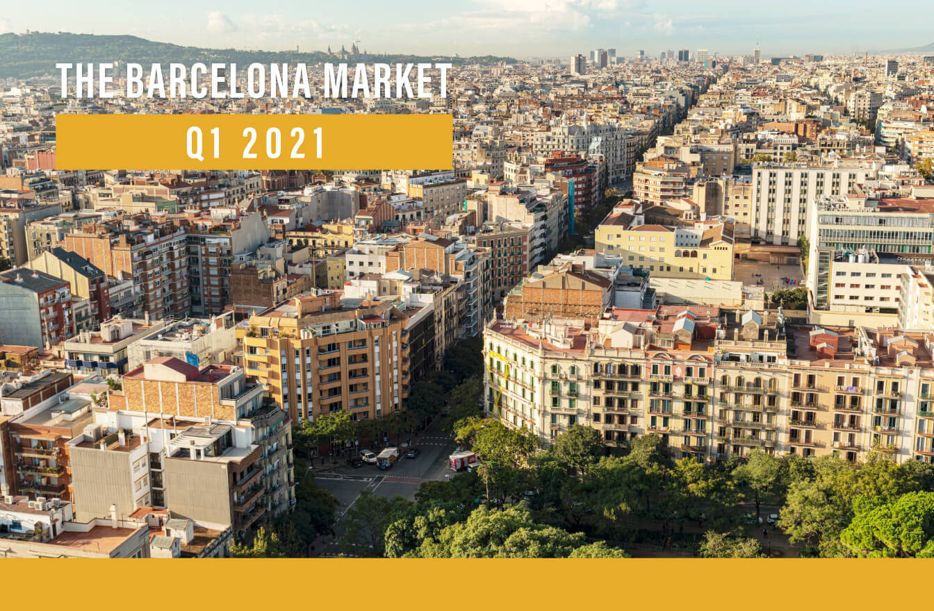 Barcelona Property Market Q1 2021