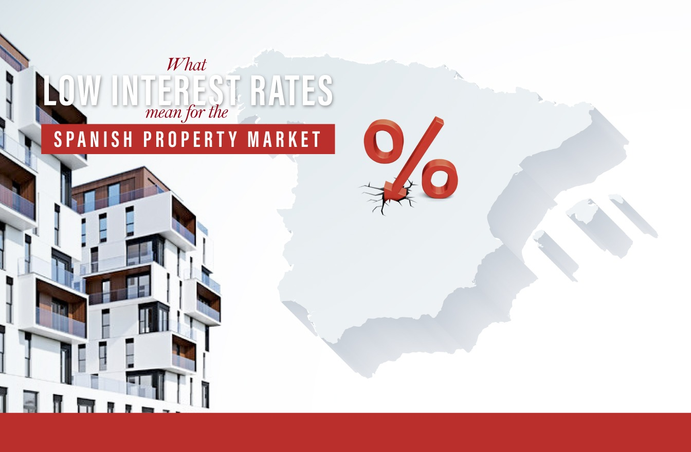What low interest rates mean for the Spanish property market