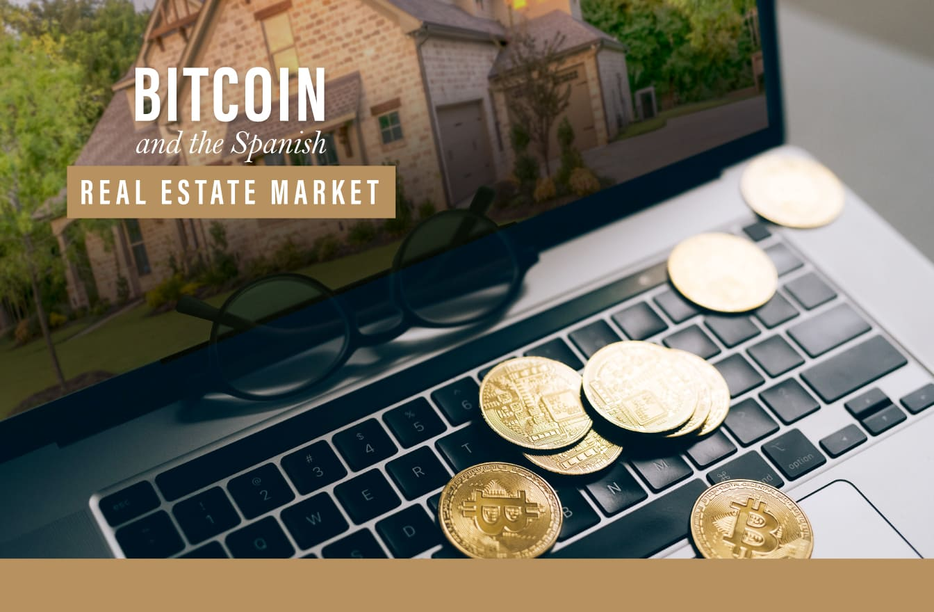 Buy a house or property with Bitcoin in Spain