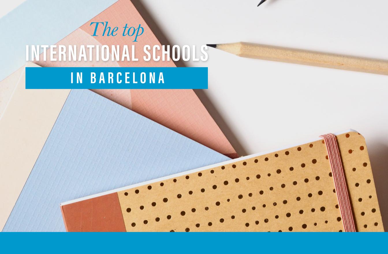 Escuelas internacionales en Barcelona para niños